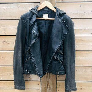 Urban Outfitters Leather Jacket | M Medium